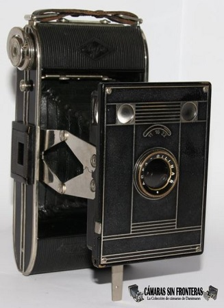 Agfa Billy Clack No.74