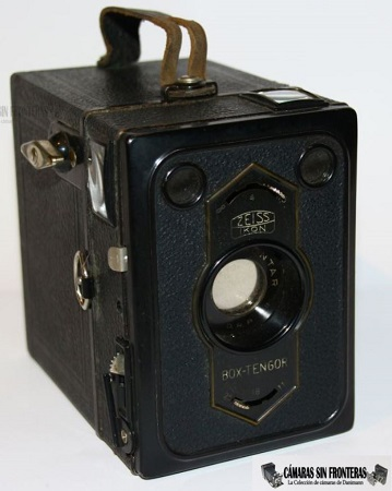Zeiss Ikon Box Tengor 54/2 1932