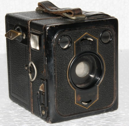 Zeiss Ikon Box Tengor 54