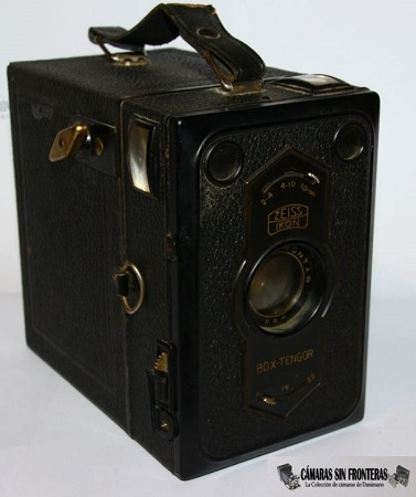 Zeiss Ikon Box Tengor 54/15 1932