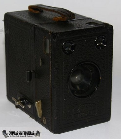 Zeiss Ikon Box Tengor 902