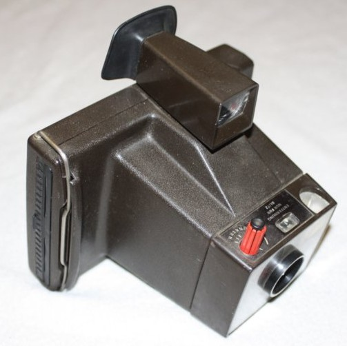 Polaroid Land Camera Electric Zip
